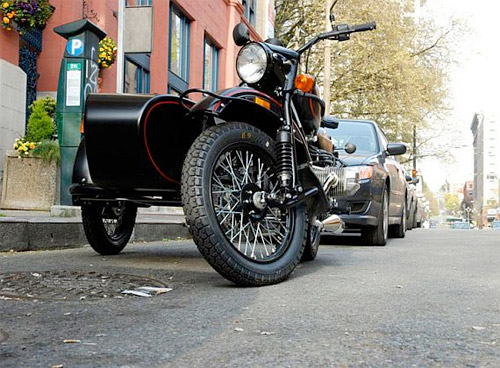 Ural T Sidecar