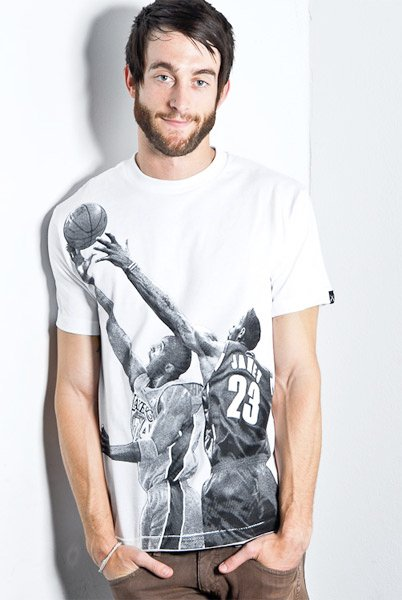 Kobe vs. LeBron T-shirt