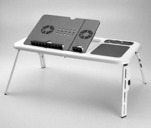 Laptop Cooler Desk