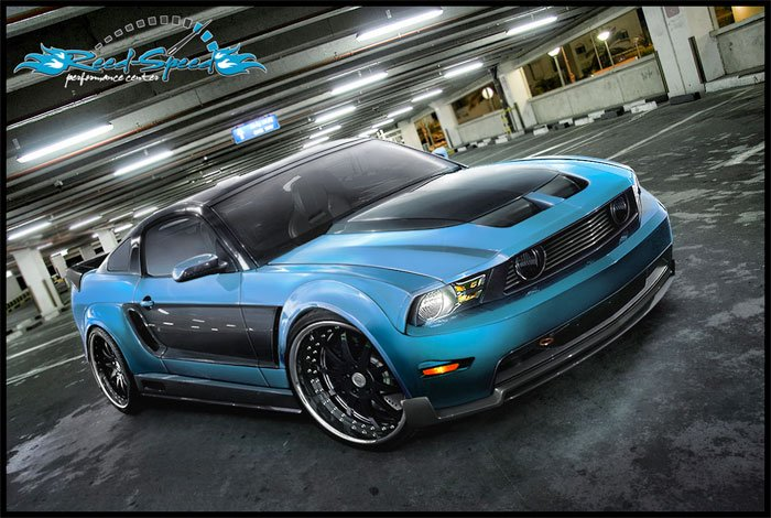 Reed Speed Mustang GT
