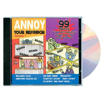 Annoy Your Neighbor