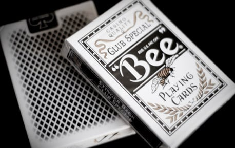 Bee Stingers Playing Cards