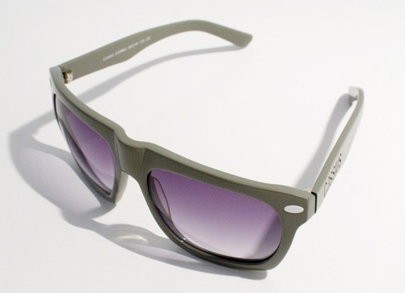Cassius Slate Sunglasses