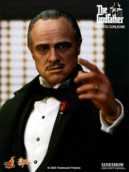 The Godfather 1:6 Figure