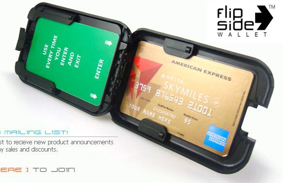 Flipside 2 Wallet
