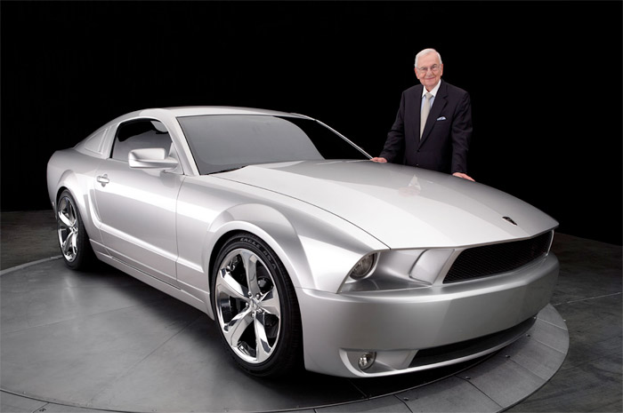 45th Anniversary Mustang