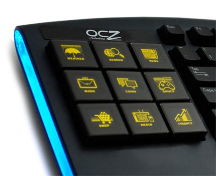 OCZ Sabre Keyboard
