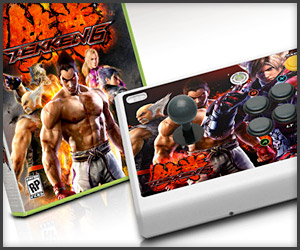Tekken 6 Flight Stick