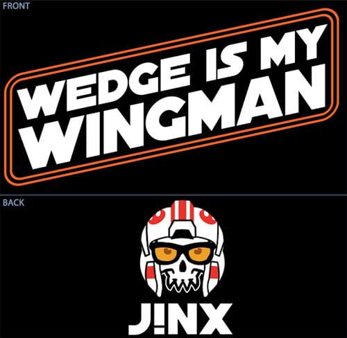 Wedge is My Wingman