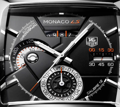 Monaco Chrono Calibre 12