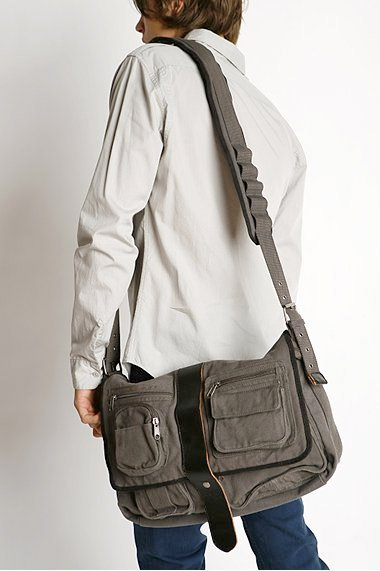Levis Canvas Field Bag