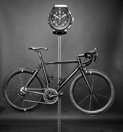 Hublot All Black Bike The Awesomer