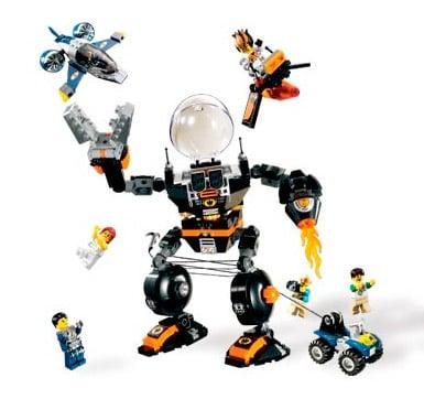 LEGO: Robo Attack