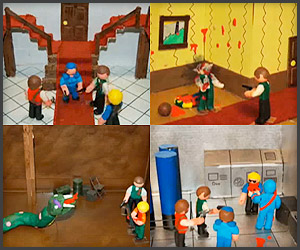Claymation: Resident Evil