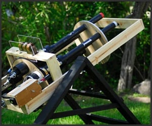 Potato Gatling Gun