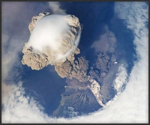 Video: Volcano from Space