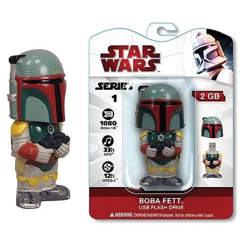 Star Wars Flash Drives