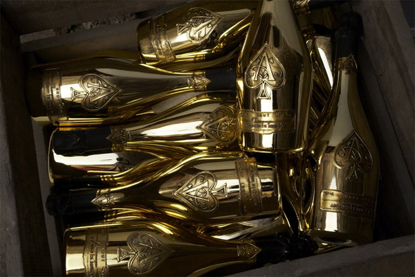 Brut Gold Champagne