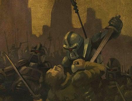 First Cylon War Print