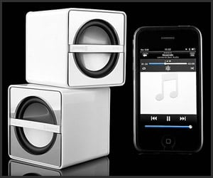 E-blue iPhone Speakers