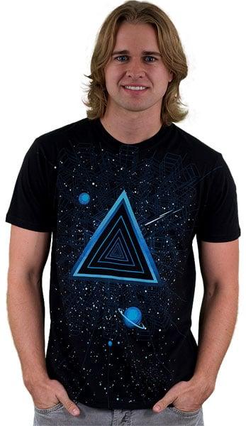 Highway Tunnel T-shirt