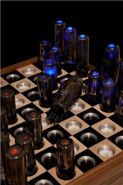 Vacuum Tube Chess