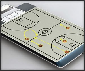 E-Ink Coach Playboard