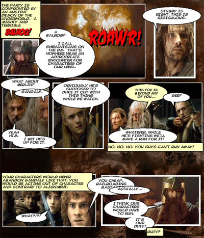 DM of the Rings
