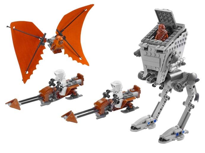 Lego: Battle of Endor