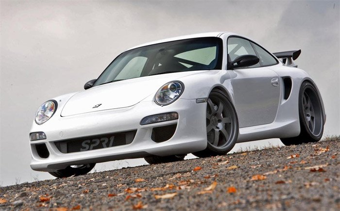 Porsche Sportec SPR1 T80