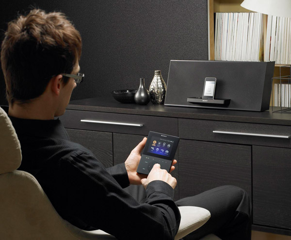 Sony Z200iR iPod Dock