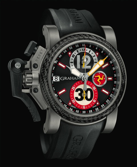 Chronofighter Tourist Trophy