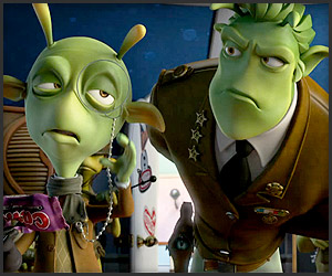 Movie Trailer #2: Planet 51