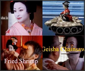 Movie Trailer: Robo-Geisha