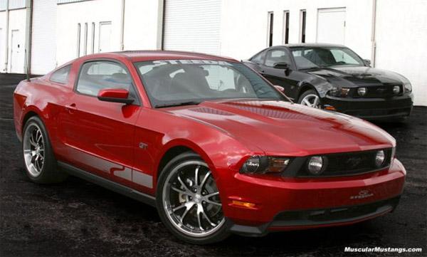2010 Steeda Mustang