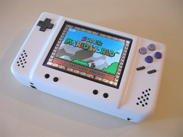 Supertendo Portable SNES