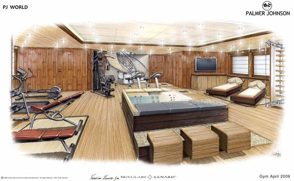 PJ World Yacht
