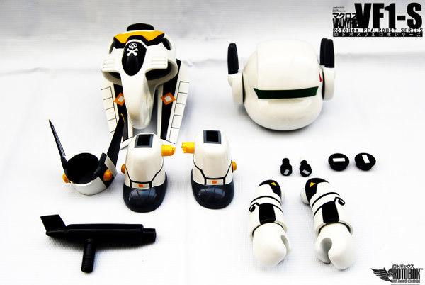Robotox Macross Vinyl