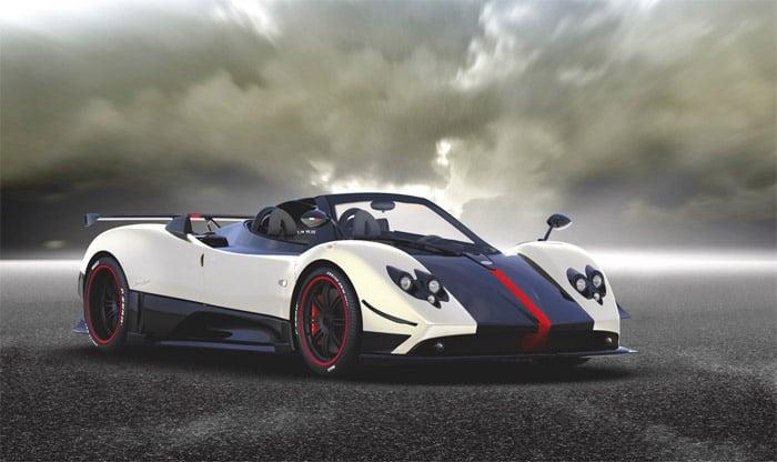 Pagani Cinque Roadster