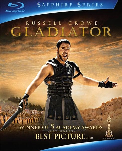 Blu-ray: Gladiator