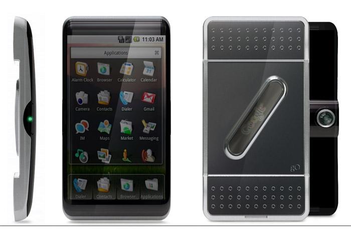 Concept: Google-G0 Phone