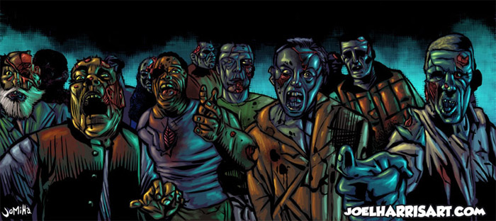 Get Zombified