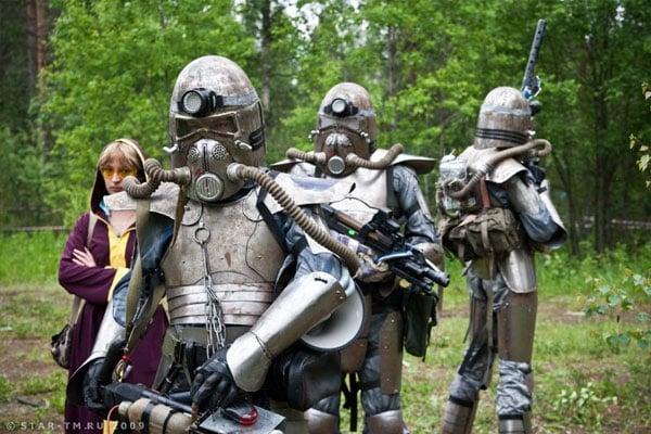 Fallout 2 LARP