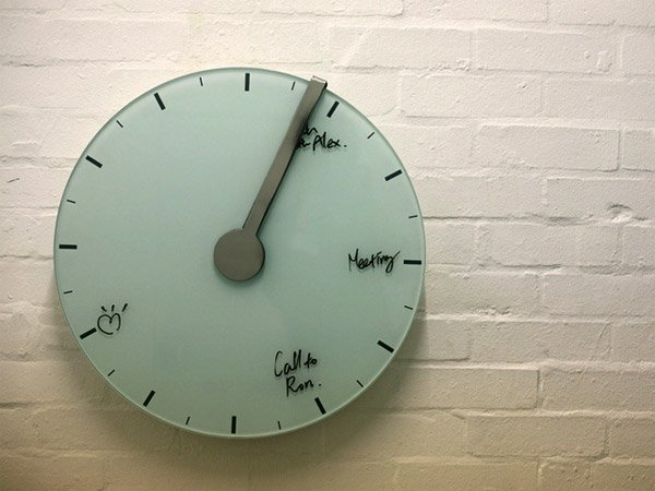 Trace of Time Clock