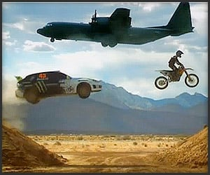 Top Gear x Ken Block