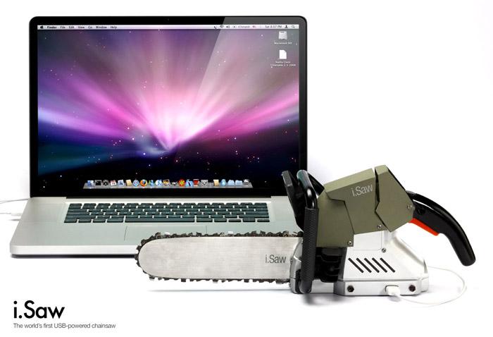 i.Saw USB Chainsaw