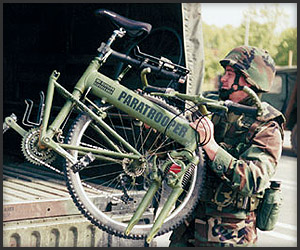 Montague Paratrooper Bike