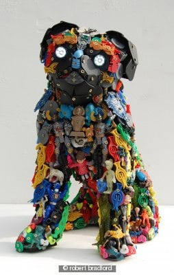 Art: Toy Sculptures