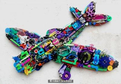 Art: Toy Sculptures