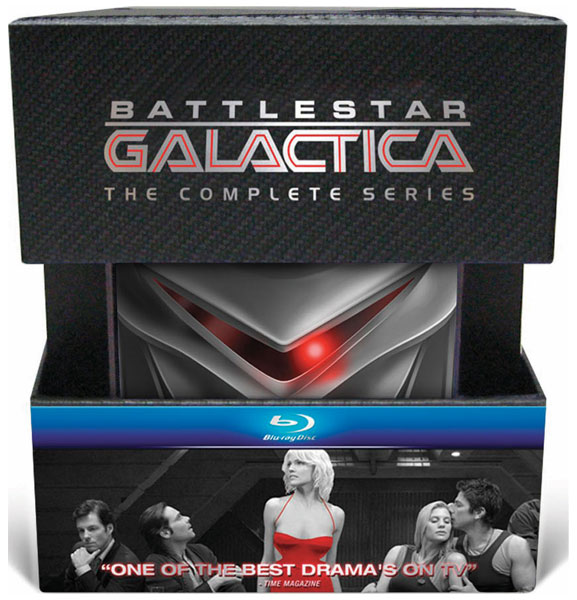 Blu-ray: BSG Complete